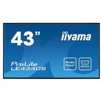 LED Iiyama LE4340S