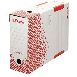 Pudło archiwizacyjne 350x250x100 biało/czer Speedbox 623908, ET1608