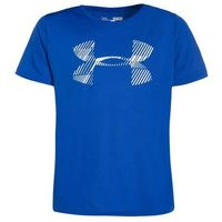 Under Armour COMBO Koszulka sportowa ultra blue/white/overcast gray, kolor niebieski
