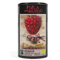 Komoe czekolada na gorąco - malinowa 250g marki Pizca del mundo