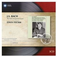 Bach: The Well - Tempered Clavier - Edwin Fischer