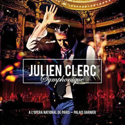 JULIEN CLERC - JULIEN CLERC LIVE 2012 - Album 2 płytowy (CD) - produkt z kategorii- Disco i dance