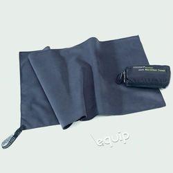 Ręcznik szybkoschnący Cocoon Towel Ultralight L - Manatee Grey