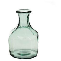 Dekoria Wazon szklany Kalio wys. 30cm, 19x19x30cm