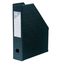 Esselte pojemnik na dokumenty składany a4, 70 mm, czarny