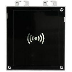 2N IP VERSO - czytnik kart RFID 13,56 MHz - możliwość NFC, sec (8595159508016)