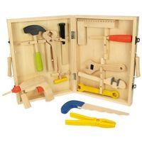Bigjigs toys Skrzynka z narzędziami dla dzieci