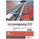 In Company 3.0 Intermediate. Podręcznik + Ćwiczenia Online, Macmillan