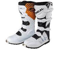 Buty Crossowe Enduro ATV O'neal Rider Białe
