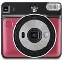 Fujifilm instax square sq6, ruby red