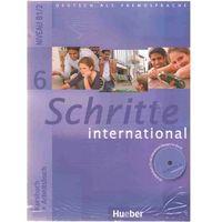 Schritte international 6 Kursbuch + Arbeitsbuch Zeszyt maturalny XXL (opr. miękka)