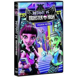 Witamy w Monster High. DVD - sprawdź w wybranym sklepie
