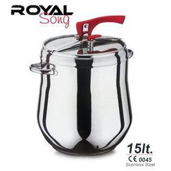 Zio Szybkowar royal song 15l [rs-15] turcja (8697425603651)