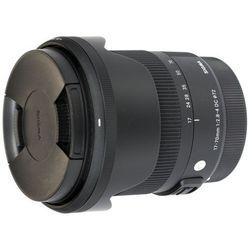 c 17-70 mm f2.8-f4.0 dc macro os hsm / canon - powystawowy, marki Sigma