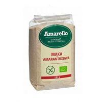 Amarello Przecena mąka amarantusowa bezglutenowa surowa bio 350 g