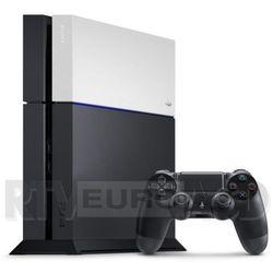 playstation 4 faceplate (srebrny) wyprodukowany przez Sony