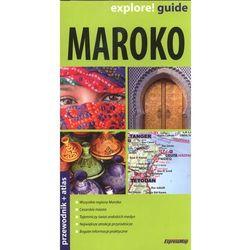 Maroko Przewodnik +atlas, pozycja wydawnicza
