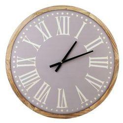 Duży zegar do zawieszenia ścienny 60 cm okrągły marki Mondex