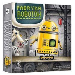 Nasza księgarnia, Fabryka robotów, gra towarzyska z kategorii Gry planszowe