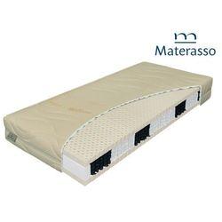 MATERASSO AMERIKA - materac kieszeniowy, sprężynowy, Rozmiar - 120x200, Twardość - H3 WYPRZEDAŻ, WYSYŁKA