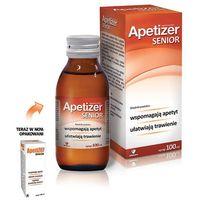 Apetizer Senior syrop x 100ml, postać leku: syrop