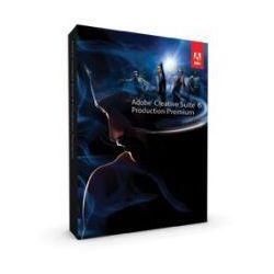 Adobe Creative Suite 6 Production Premium ENG Mac UPG z CS5.5