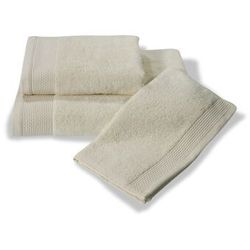 Soft cotton Bambusowy ręcznik kąpielowy bamboo 85x150cm śmietankowy