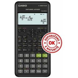 Kalkulator CASIO FX-82ES Plus 2nd Edition