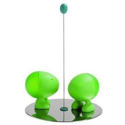 Solniczka i pieprzniczka Lilliput zielona, asg02gr