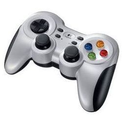 Gamepad Logitech F710 Wireless pro PC (940-000145) Srebrny