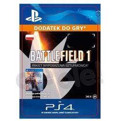 Battlefield 1 - Pakiet Wyposażenia Szturmowca [kod aktywacyjny] - produkt z kategorii- Pozostałe akcesoria d