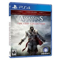 Assassin's Creed The Ezio Collection, gra na PS4