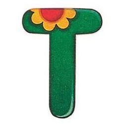 SELECTA Drewniana literka T z kategorii Dekoracje i ozdoby dla dzieci