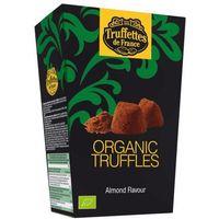 Truffettes de france Czekoladki trufle o smaku migdałowym bio 250 g -