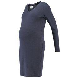 MAMALICIOUS MLMELOW Sukienka z dżerseju vintage indigo