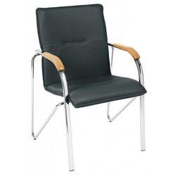 Krzesło SAMBA - do poczekalni i sal konferencyjnych, konferencyjne, na nogach, stacjonarne, SAMBA