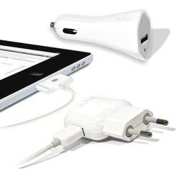 PURO Zestaw ładujący Apple iPhone-iPad (biały), kup u jednego z partnerów