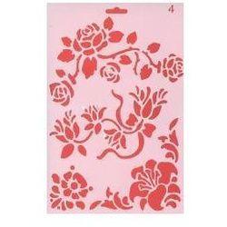 Szablon 04 rozkwitające kwiaty (8595083513742)