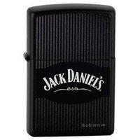 Zapalniczka ZIPPO Jack Daniels Classic, Black Matte (Z26572)