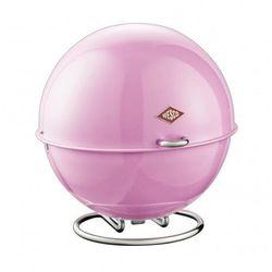 Wesco superball chlebak/pojemnik różowy 26 cm