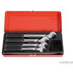 King tony Zestaw kluczy płaskich dynamometrycznych 17 - 29mm, 4 cz. 3411003mr