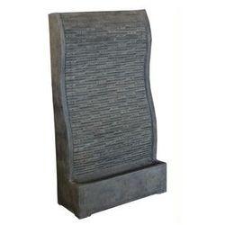 Vente-unique.pl Fontanna ogrodowa swell z włókna cementowego – wys. 162 cm