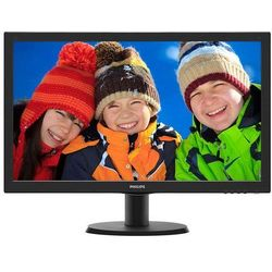 Philips 243V5QSBA, monitor LED