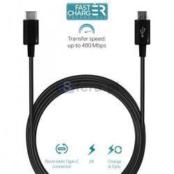 PURO Type-C Charge & Sync Cable - Kabel USB-C 3.1 na Micro USB do ładowania & synchronizacji danych, 2A, 480