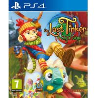 The Last Tinker City of Colors (PS4)