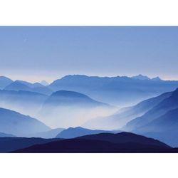 Tablica magnetyczna suchościeralna góry 218 marki Wally - piękno dekoracji
