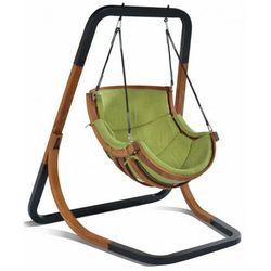 Zielony fotel wiszący huśtawka - Pasos 2X, fotel-bujany