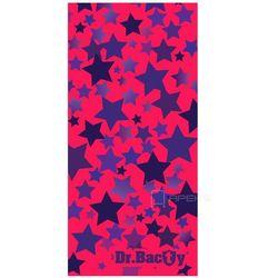 Dr.Bacty L Stars szybkoschnący ręcznik treningowy - Stars
