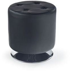 Pufa Dora czarna kolor czarny