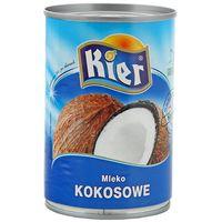 400ml coconut milk mleczko kokosowe premium | darmowa dostawa od 150 zł! od producenta Kier